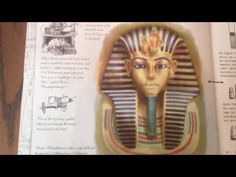 Booksploration: Egyptology