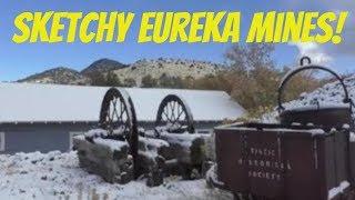 Abandoned USA Mines#5 Utah Eureka