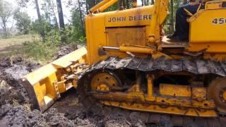 john deere 450e dozer for sale 15500