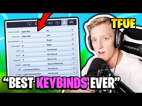 FaZe TFUE REVEALS THE BEST FORTNITE KEYBINDS | Fortnite Daily Funny Moments Ep.143