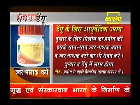 Dengue- Chikungunya- Ayurvedic Treatment-Swami Ramdev