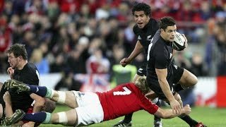 Dan Carter 33 Points v The Lions