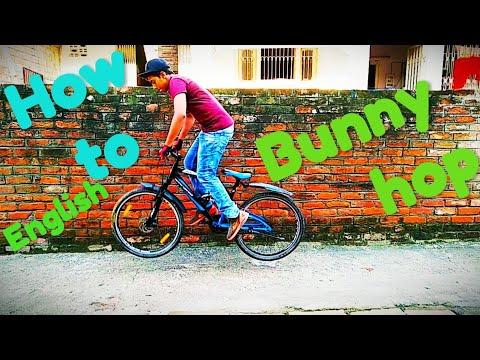 How To Do English Bunny Hop (Hindi).... By -- Raaz Stunts