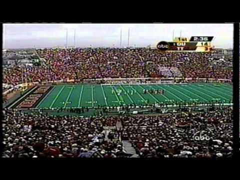 2003 - #1 Oklahoma Sooners at Texas Tech - III