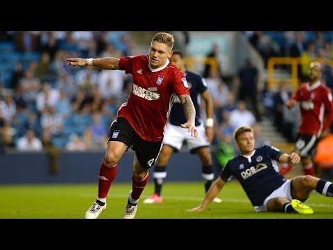 HIGHLIGHTS   Millwall 3-4 Ipswich Town