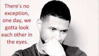 Usher - Lessons for the lover lyrics