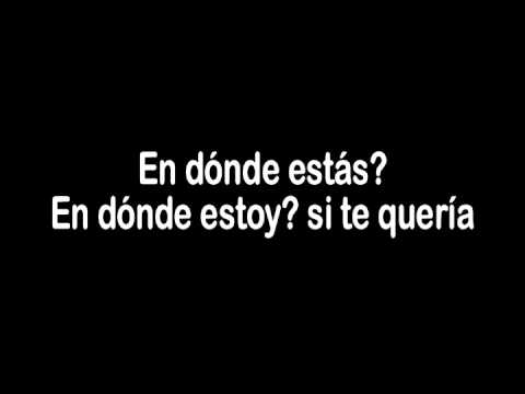 Christian Chavez Feat. Agnes Monica - En Donde Estas (Lyrics)