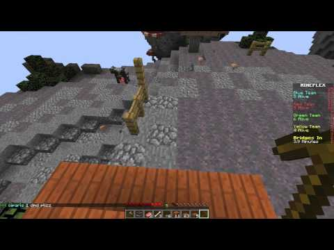 Minecraft THE BRIDGES E1: OPERATION UNDER THE ROCK