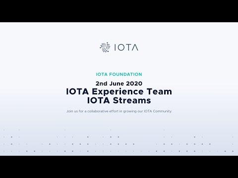 2020-06-02 IOTA Experience
