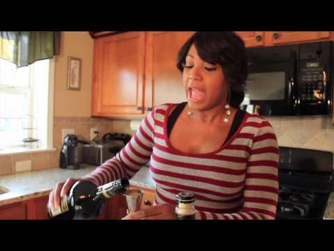 Trina Braxton's 4 O'clock Rock: Cherry Cobbler