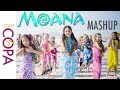 MOANA MASHUP - Where You Are, How Far I'll Go, We Know The Way - Cover By Utah COPA Draper