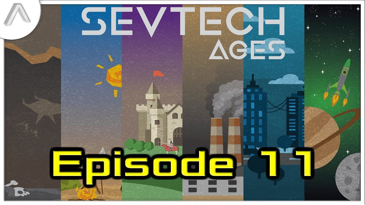 SevTech Ages S01E11 - BAYKOK'S BOW - Minecraft 1 12 2 Modded (CreedCraft  SMP)