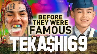 TEKASHI69 Before They Were Famous 6ix9ine Gummo