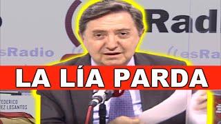 """Jiménez Losantos LA LÍA PARDA con sus PIROPOS """"MATEMÁTICOS"""". Entienda los motivos en este CURSILLO"""