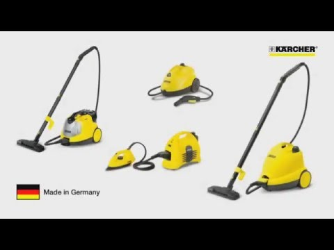 Пароочистители Karcher  видео | онлайн-гипермаркет 21 Vek