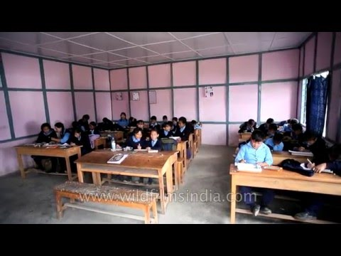 Motivation for school students in Ziro, north-east India