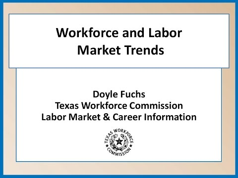 Workforce and Labor Market Trends - Doyle Fuchs, Oct 2015