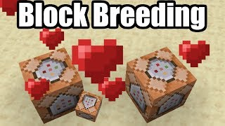 Ever Wonder How They Make New Command Blocks?