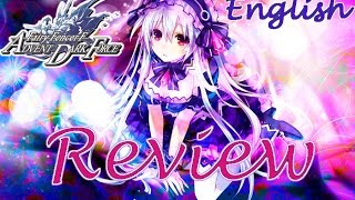 Fairy Fencer F: Advent Dark Force Review [English, Full 1080p, 60 FPS]