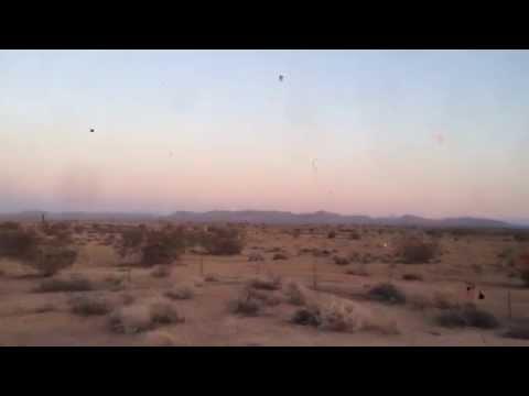 15-09-06 Family road trip 1 - Mojave Desert