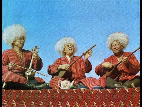 Turkmenistan Music