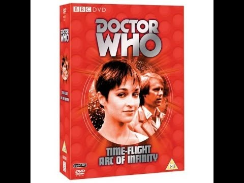 Doctor Who DVD Review #39: Time-Flight/Arc Of Infinity (A.K.A: Tegan Tales)