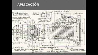 Normas de Acotado o Dimensionado en Dibujo Técnico #14