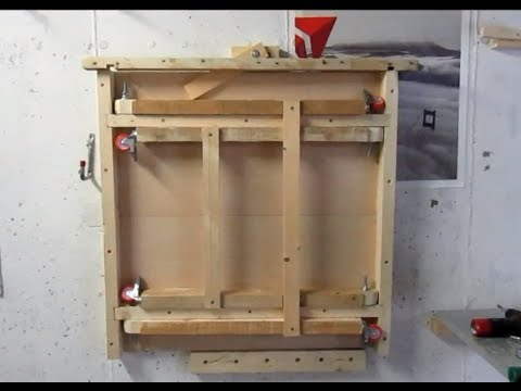 Costruire Banco Da Lavoro Pieghevole How To Build A Foldable Workbench Diy Last Action Maker
