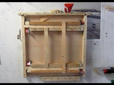 Costruire Banco da Lavoro Pieghevole  How To Build a
