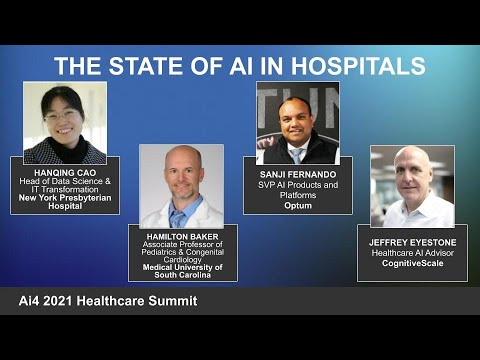 Panel: The State of AI in Hospitals