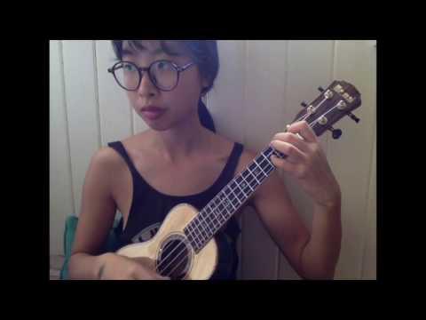 Georgia on my mind, ukulele solo cover, arranged by kiyoshi kobayashi