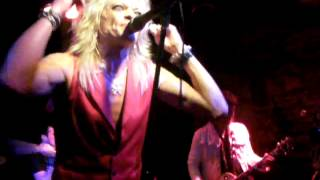MICHAEL MONROE-HAMMERSMITH PALAIS@BOWERY ELECTRIC 05/20/2012