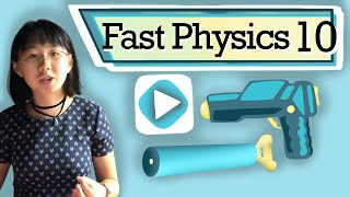 Free Fall in Physics- Fast Physics 10