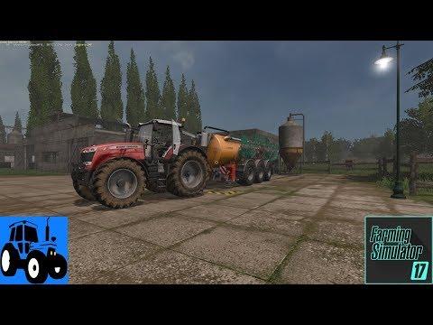 Lets Play Farming Simulator 2017 Norsk Grande Plaine Episode 16