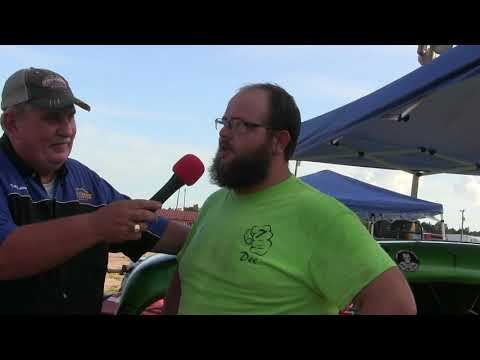 Alick Alford Interview @ Southern Raceway 9-29-18