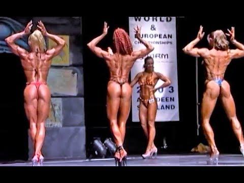 NABBA World Championships 2003 - Miss Figure 1
