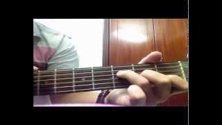 [Guitar tutorial] Trót yêu - Shin