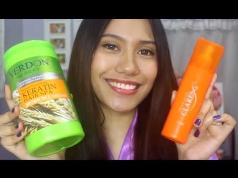 VERDON HAIR SPA & CLAREAL HAIR REPAIR LOTION REVIEW | Purpleheiress