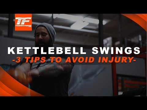3 Tips to Perform a KETTLEBELL SWING Safely - With Joe Daniels