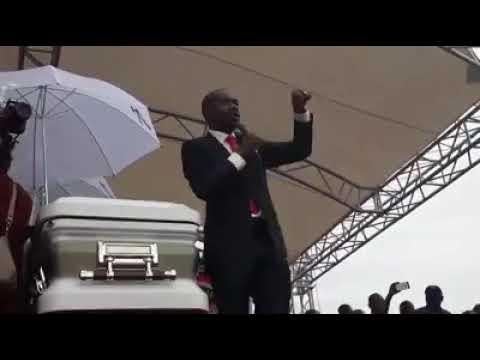 If Mnangagwa wins i'll Quit MDC - Chamisa