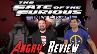 The Fate of the Furious Angry Movie Review