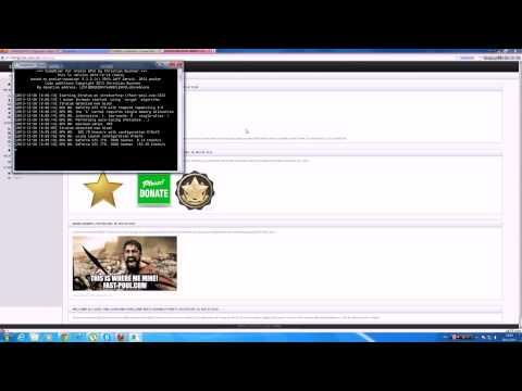 Как майнить DogeCoin с помощью видеокарт NVidia через программу Cudaminer