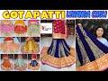 Buy Now Exclusive Gota patti Lehanga Choli Designs 2019 ll Online Shop ll www.prititrendz.com