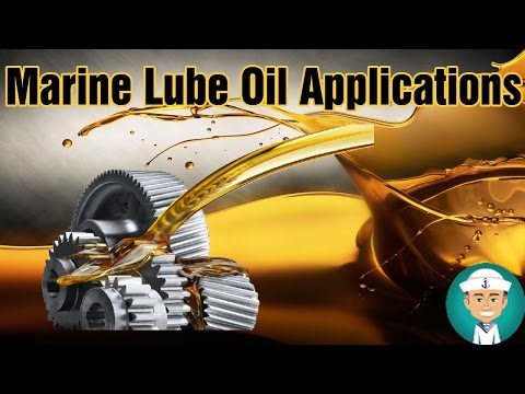 Marine Lube oil Applications