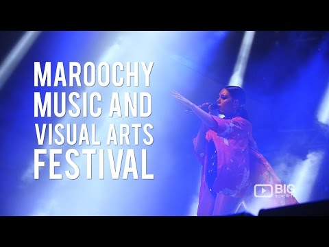 Maroochy Music And Visual Arts Festival Sunshine Coast QLD