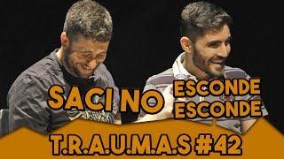 T.R.A.U.M.A.S. #42 - O CARA DA PERNA (Belo Horizonte, MG)