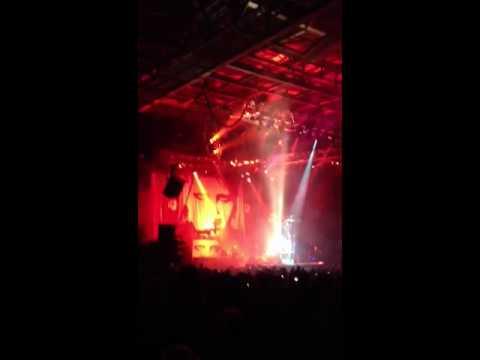 Marilyn Manson @ DTE Detroit,MI mp3