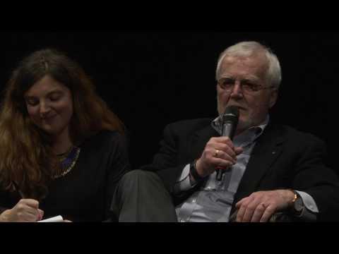 [23.01.2017] Rencontre Russell Banks - Bertrand Tavernier : Littérature et Cinéma