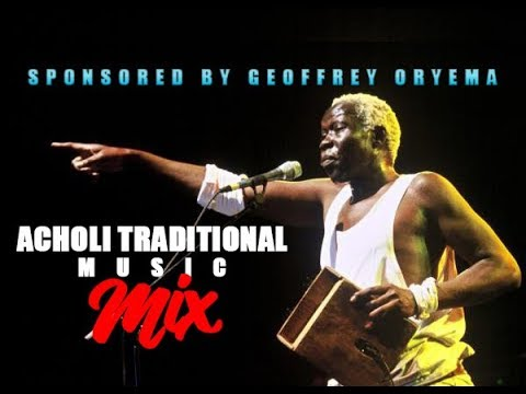 Live @ 1 hour of Acholi Traditional Music Dj Mix @ Signature Radio [Non stop]
