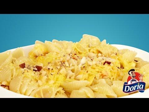 conchitas queso y nueces